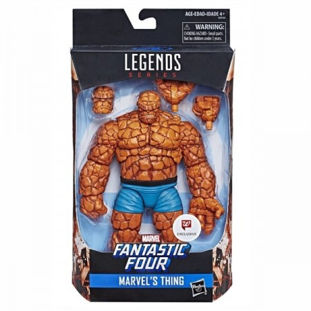 Marvel Legends Fantastic 4 The Thing