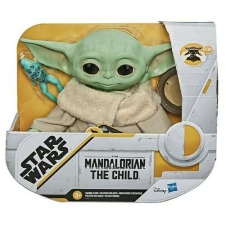 Star Wars The Mandalorian 7.5 Electronic Plush Baby Yoda ( The Child )