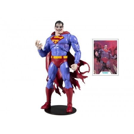 DC Multiverse Superman The Infected Action Figure ( The Merciless )