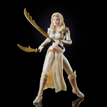 Marvel Legends The Eternals Thena Action Figure