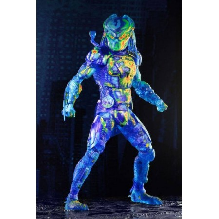NECA The Predator Thermal Vision Fugitive Predator