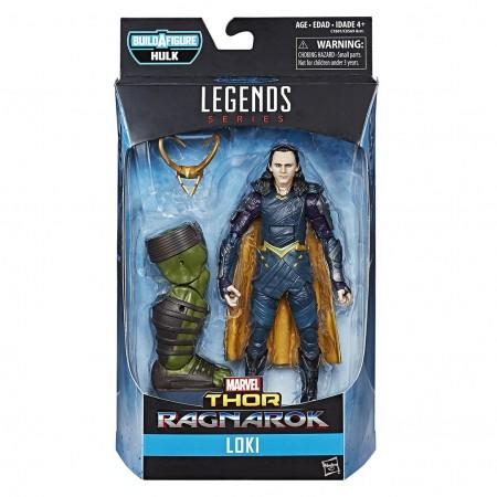 Marvel Legends Thor Ragnarok Loki 6'' Action Figure