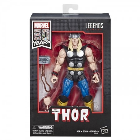 Marvel Legends 80th Anniversary Thor Action Figure - NON MINT