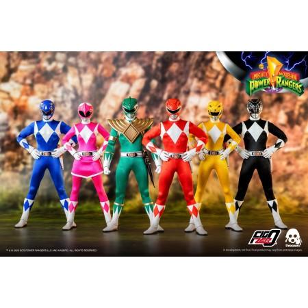 Threezero Power Rangers
