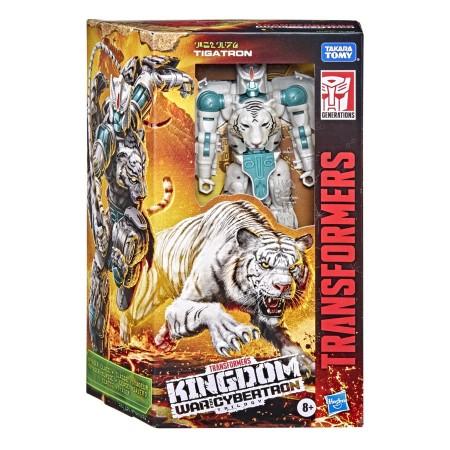 Transformers Kingdom Voyager Tigatron