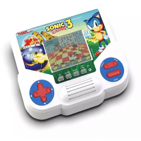 Tiger Electronics Sonic The Hedgehog LCD Handheld Game