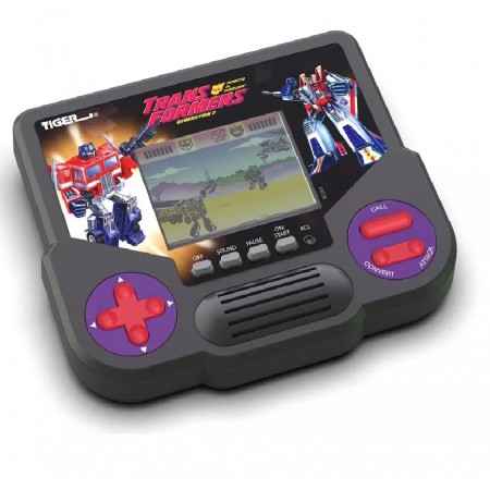 Tiger Electronics Transformers G2 LCD Handheld Game