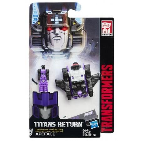 Transformers Titans Return Titan Master Apeface