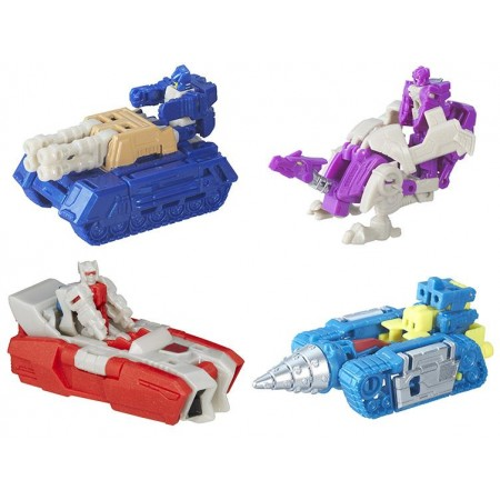 Transformers Titans Return Titan Masters Wave 1 Set of 4