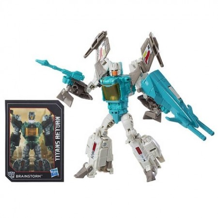 Transformers Titans Return Deluxe Brainstorm