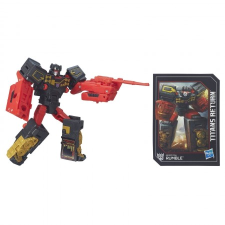 Transformers Titans Return Legends Rumble