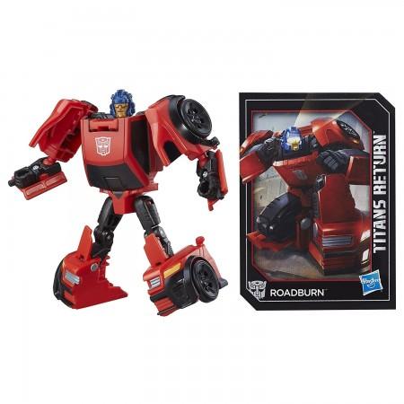 Transformers Titans Return Legends Roadburn