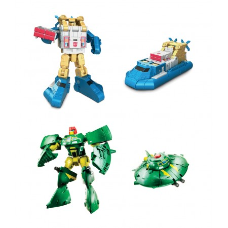 Transformers Titans Return Legends Seaspray & Cosmos Set of 2