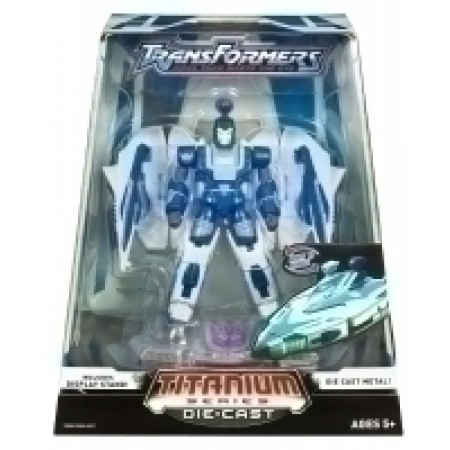 Transformers Titanium Scourge