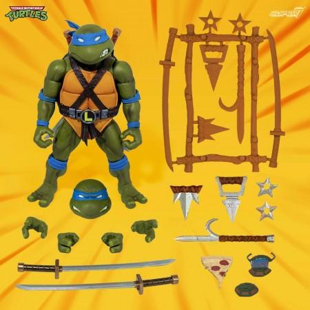 Super7 Teenage Mutant Ninja Turtles Leonardo