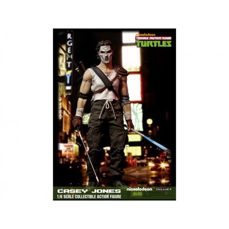 DreamEx Teenage Mutant Ninja Turtles Casey Jones 1/6 Scale
