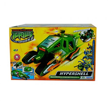 Teenage Mutant Ninja Turtles Fast Forward Hyper Shell