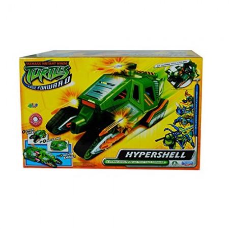 Teenage Mutant Ninja tortugas concha hiper avance rápido