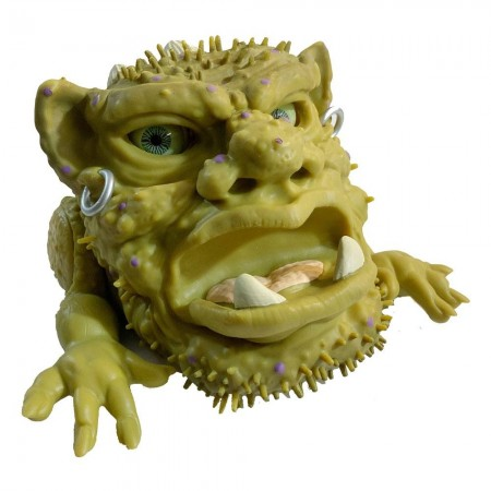 Boglins Hand Puppet King Topor