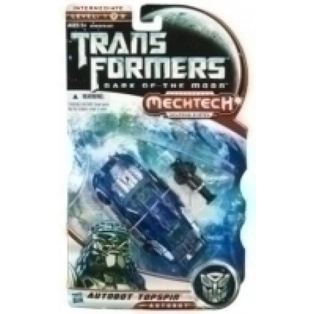 Transformers Topspin Dark Of The Moon Deluxe Figure
