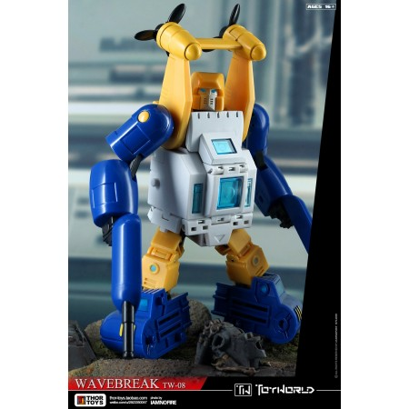 Toyworld TW-08 Wavebreak