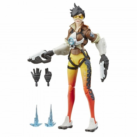 Overwatch Ultimates Tracer Action Figure