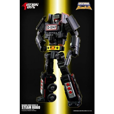 Machine Robo MR-10 Steam Robo / Loco