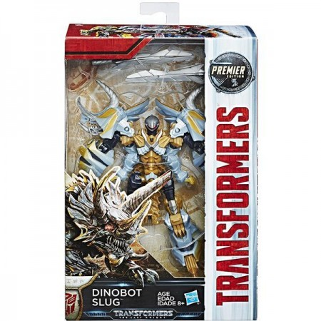 Transformers The Last Knight Deluxe Slug