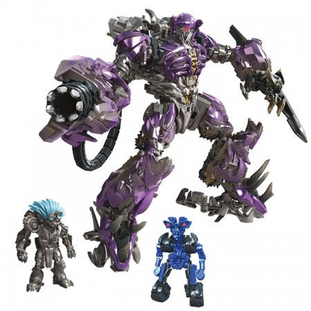 Transformers Studio Series Leader Shockwave