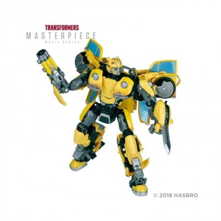 Transformers Movie Masterpiece MPM-07 Bumblebee VW Beetle