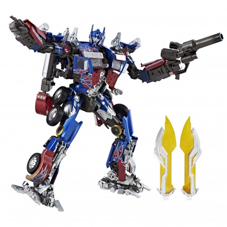 Transformers Movie Masterpiece MPM-04 Optimus Prime BOXES NOT MINT