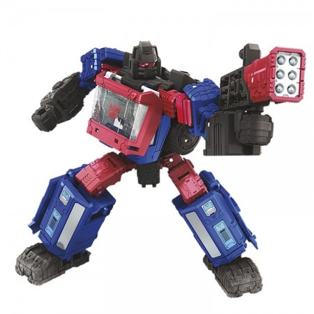 Transformers War For Cybertron Siege Deluxe Crosshairs