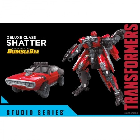 Transformers Studio Series SS40 Deluxe Shatter