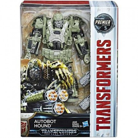 Transformers The Last Knight Voyager Hound