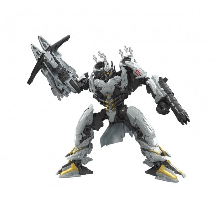 Transformers The Last Knight Voyager Nitro Zeus