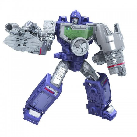 Transformers War For Cybertron Siege Deluxe Refraktor