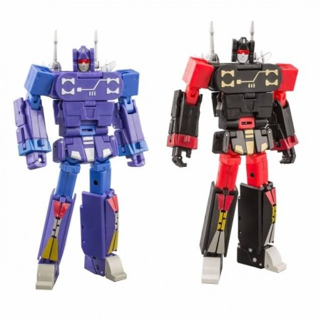 Mastermind Creations Ocular Max RM-06 Furor & RM-07 Riot Set Of 2 Reissue