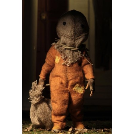 Trick R Treat Sam 8 Inch Clothed Action Figure