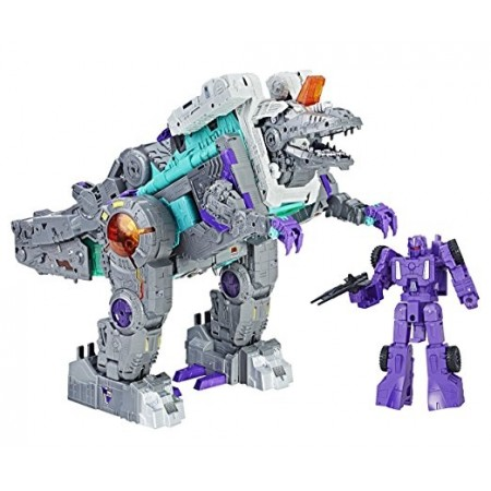 Transformers Titans Return Trypticon