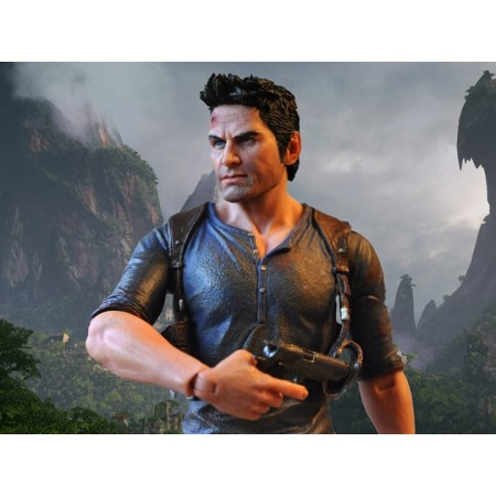 NECA Uncharted 4 Ultimate Nathan Drake