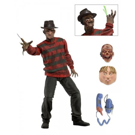 NECA Nightmare On Elm Street Ultimate Freddy Krueger Figure