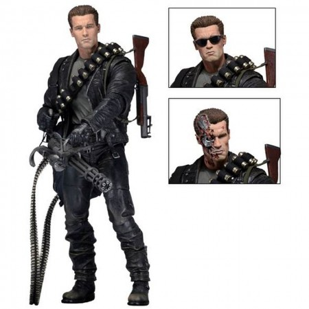 NECA Terminator 2 Ultimate T-800 Action Figure