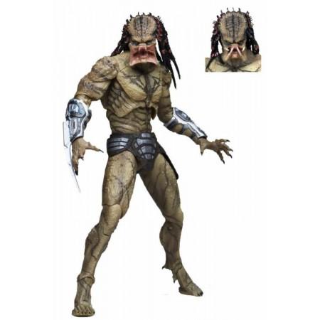 NECA The Predator Ultimate Assassin Predator ( Unarmored ) Deluxe Action Figure