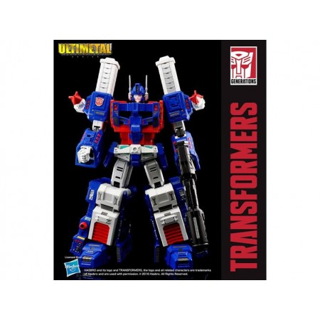 Transformers Ultimetal Ultra Magnus Figure