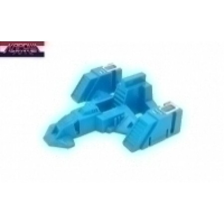 Ultra Magnus Chestplate With Stickers G1 Part