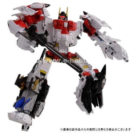 Transformers Unite Warriors UW01 Superion