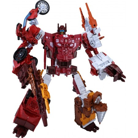 Transformers Unite Warriors Computron
