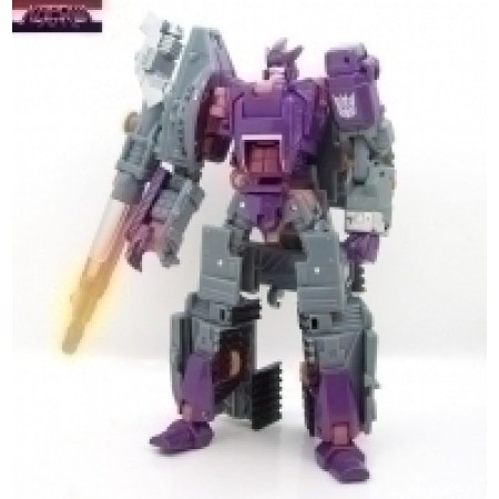 Universe Galvatron Transformers Figure PRE-OWNED