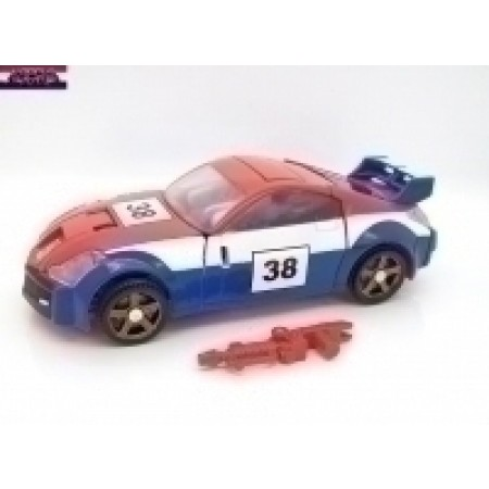 Universe Smokescreen Transformers Figure PRE-OWNED
