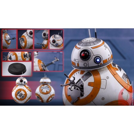 Hot Toys Star Wars The Last Jedi BB-8 1/6th Collectable Figure